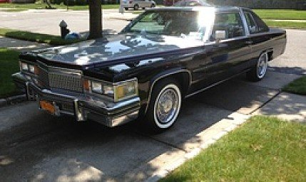 1979 Cadillac De Ville for sale 100758702